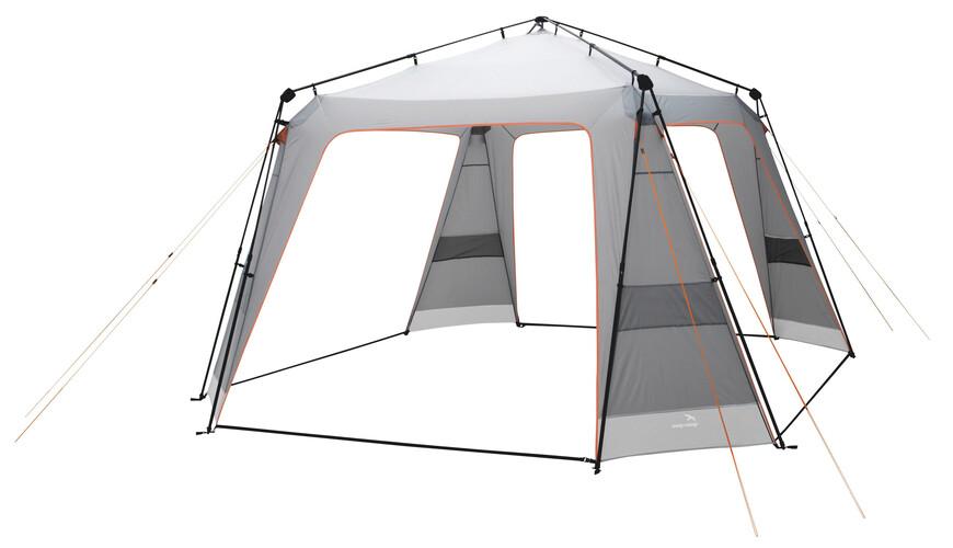 Easy Camp Pavilion party tent grijs/wit